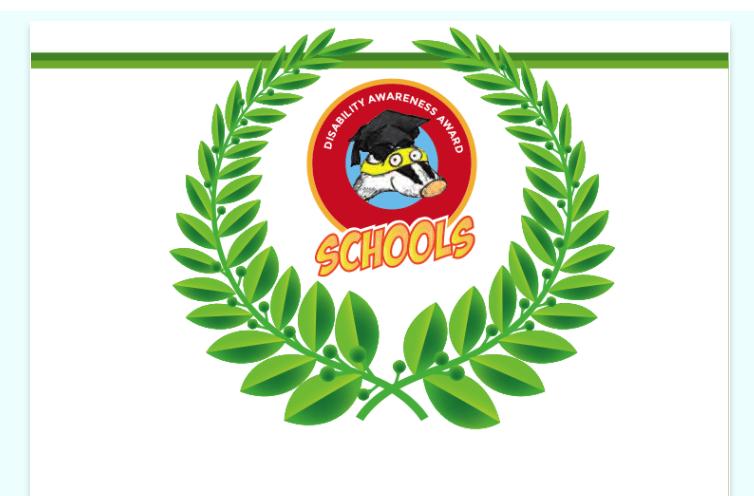 Schools award header