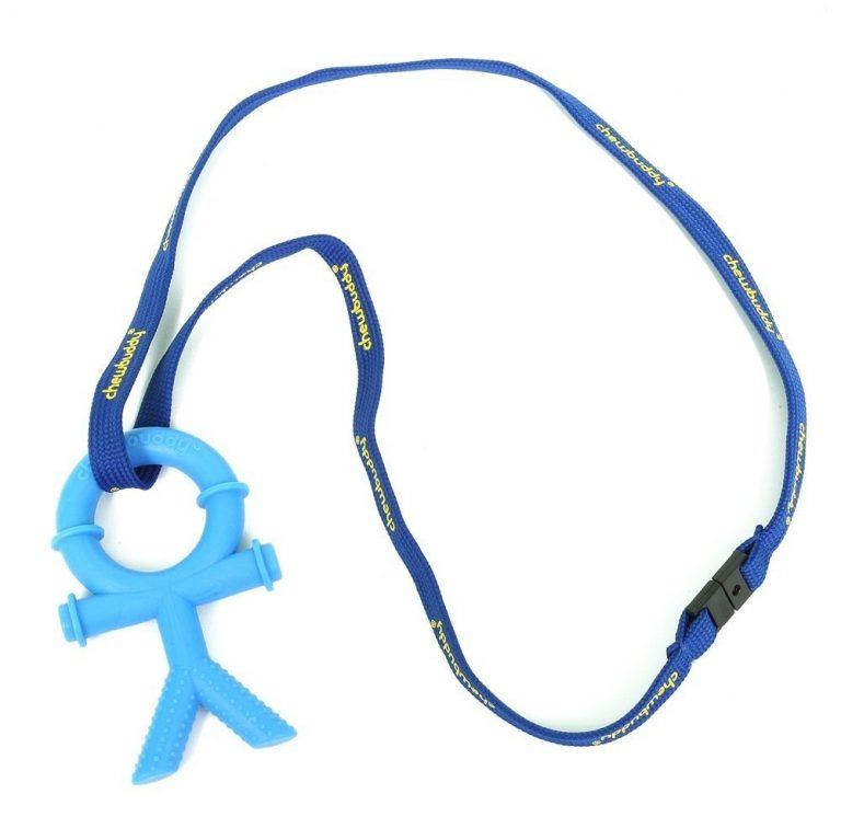 Chewbuddy Autism Chew Toy Blue
