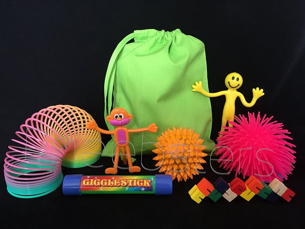 Pheebsters Sensory Toy fidget Kit