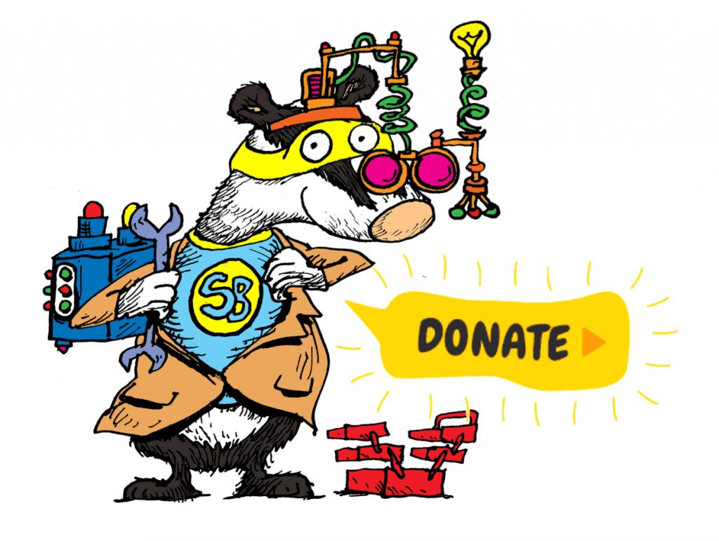 kit donate