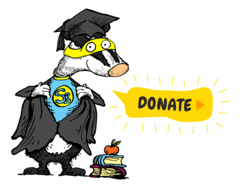 teacher donate