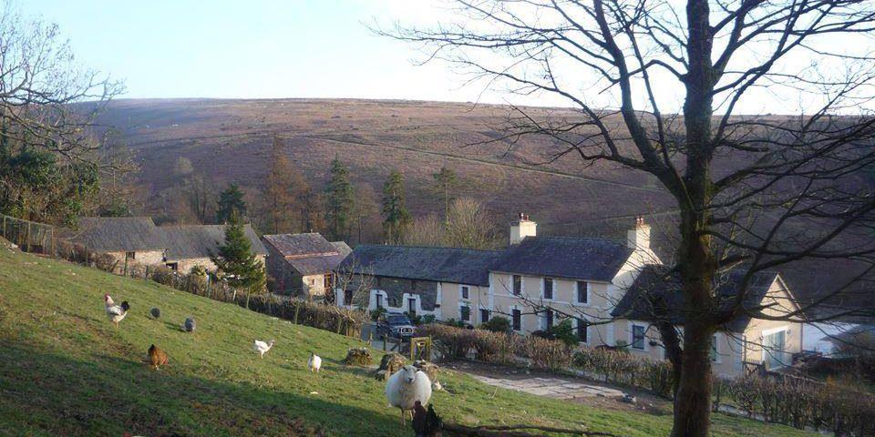 Cwmiar Farm