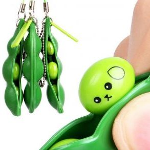 Beans Squishy Toys Pendants