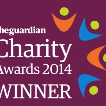 Guardian Charity Award logo